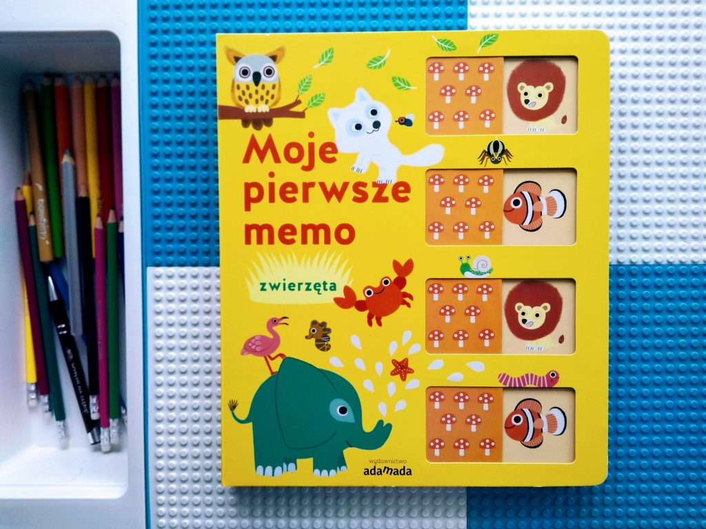 Memo książka