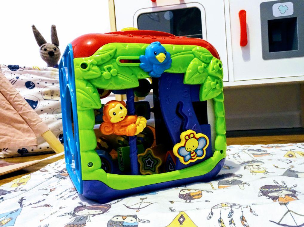 Zabawka sensoryczna dla dzieci