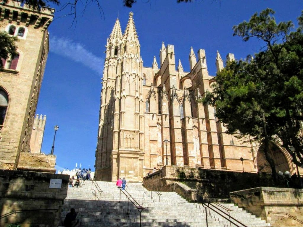Gotycka Katedra La Seu