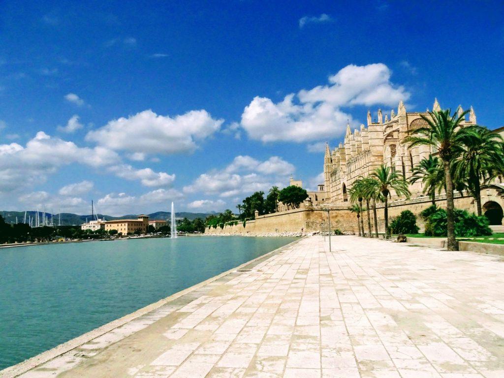 Rzymskokatolicka katedra La Seu Mallorca