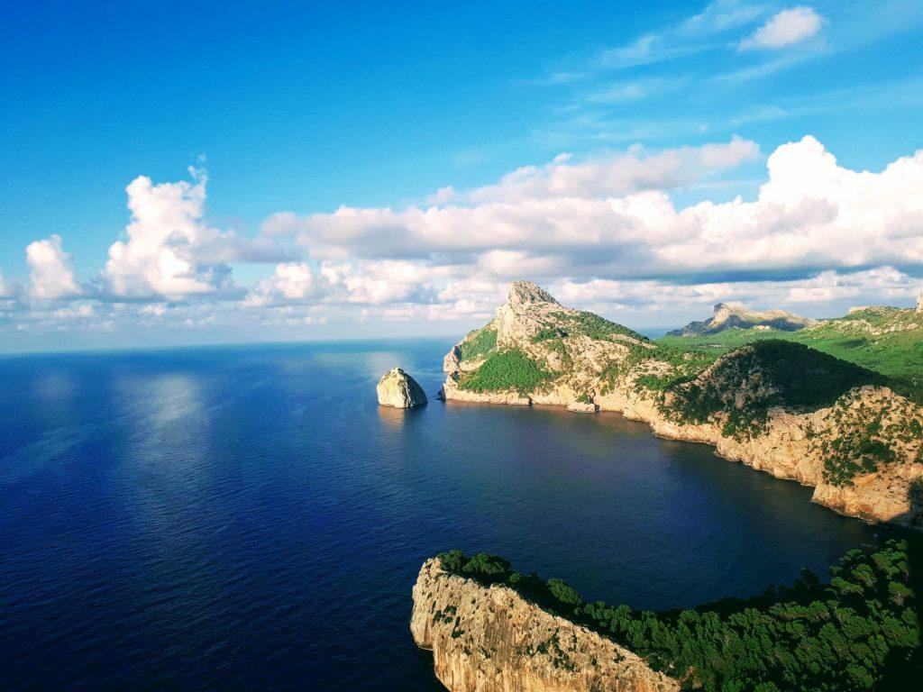 Przylądek Formentor Mallorca