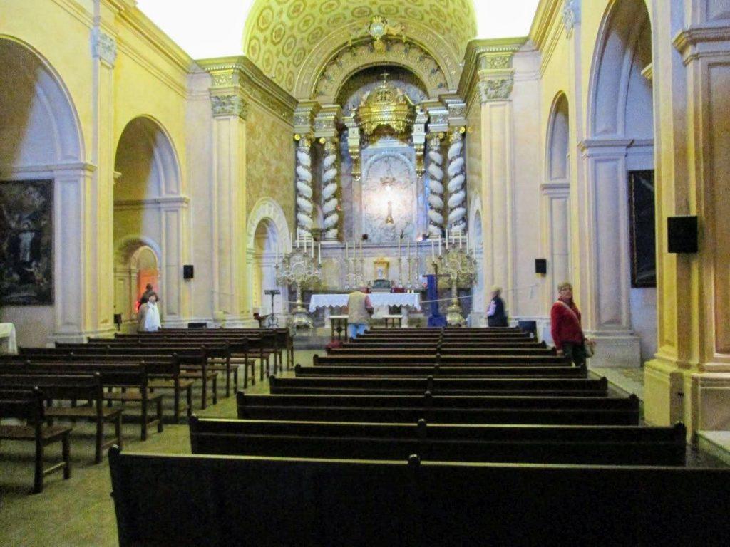 Sant Salvador sanktuarium Majorka