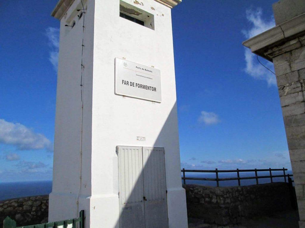 Far De Formentor Latarnia Morska