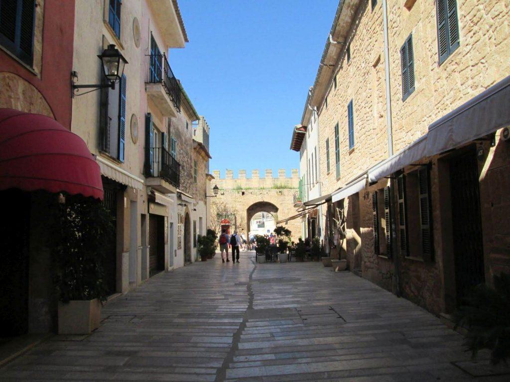 Brama św. sebastiana Majorka