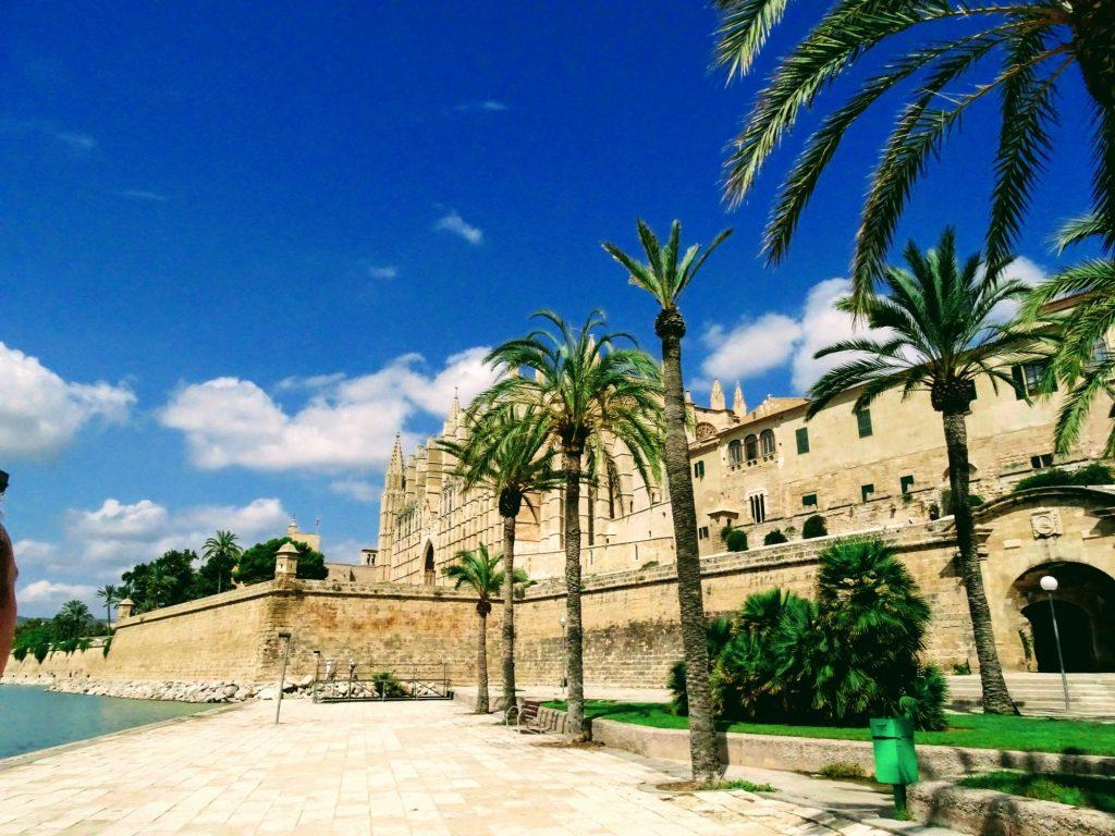 Katedra La Seu w Palmie Majorka