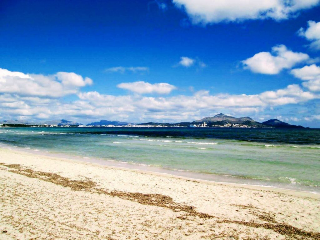 Plaża Del Muro Majorka